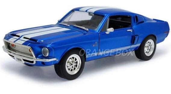 Miniatura Shelby Gt-500kr 1968 1:18 Yat Ming