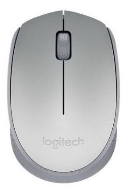Mouse Logitech M170 Prata