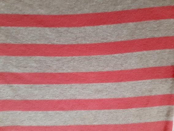 Musculosa Tipo Camiseta Rayada T S.san Isidro