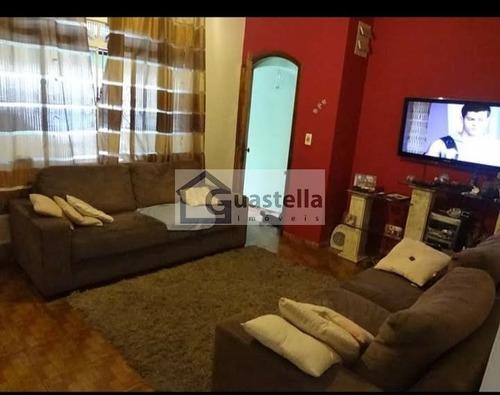 Imagem 1 de 11 de Casa Sobrado Em Vila Luzita  -  Santo André - 6292