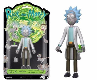 Rick Y Morty Funko Originales En Stock!!