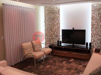 Apartamento No Bairro Tatuapé, 3 Dorm, 1 Suíte, 2 Vagas, 122 M - 3777