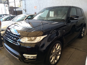 Land Rover Range Rover Sport 5.0l Supercharged At 2015