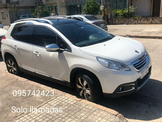 Peugeot 2008 1.6 Thp Griffe