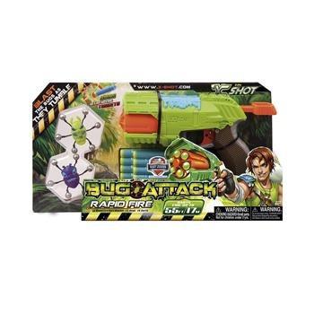 Bug Attack Rapid Fire - 6 Disparos