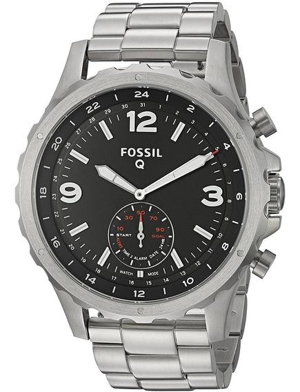 Relógio Fossil Smartwatch Q Nate - Ftw1123/1ki