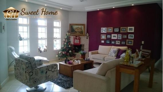 Casa Semi Térrea Em Condomínio Com 3 Dormitórios - Sh1549