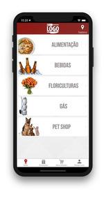 Aplicativo Delivery   App   Pedidos Online   Marketplace