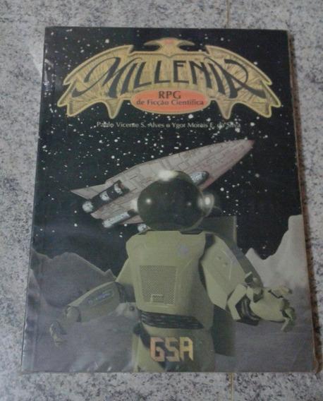 Millenia - Rpg - Livro - Raro