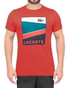 Camiseta Lacoste Sport - Masculina Original
