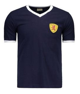 Camisa Retrômania Escócia 1950
