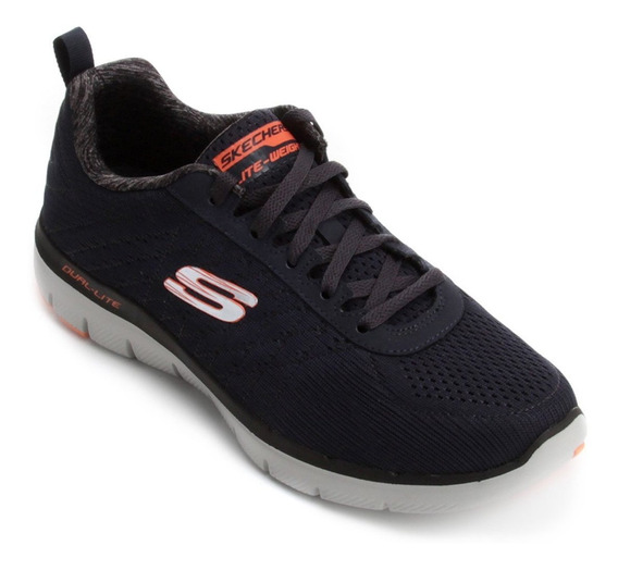 Tênis Skechers Masculino Flex Adventage 52185