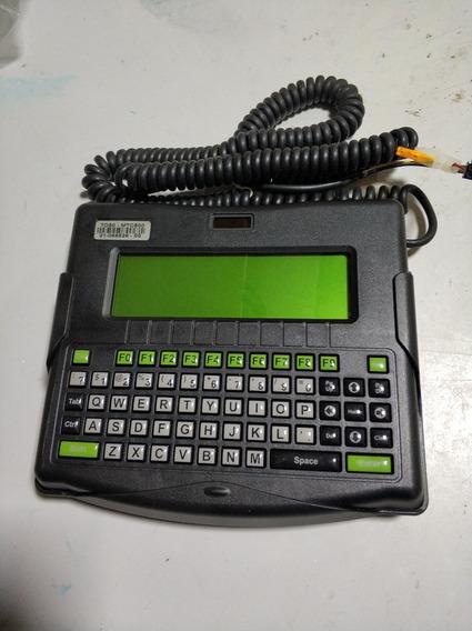 Teclado Maxtrack Td50 Mtc600 (novo)