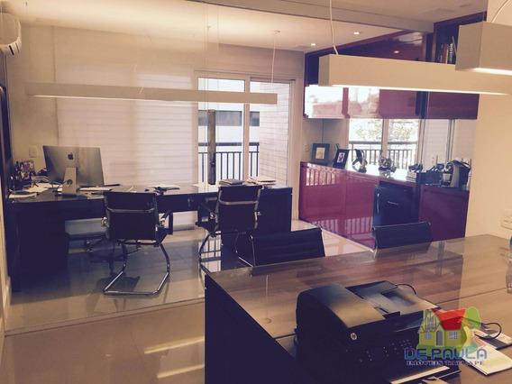 Sala À Venda, 35 M² Por R$ 380.000,00 - Tatuapé - São Paulo/sp - Sa0172