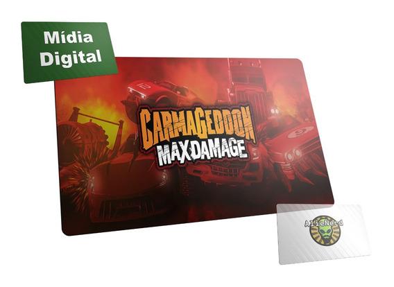 Carmageddon Max Damage - Pc - Mídia Digital
