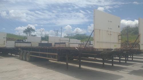 Randon Porta Container Carga Seca - 5896
