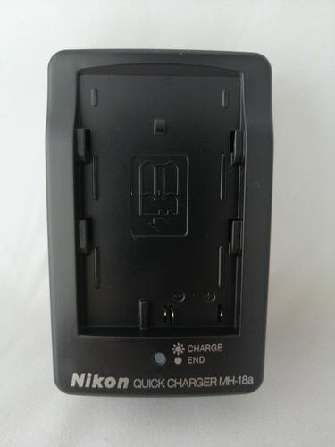 Cargador Nikon Mh-18a Para Batería En-el3