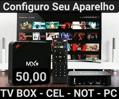 Configuro Tv Box - Em Recife