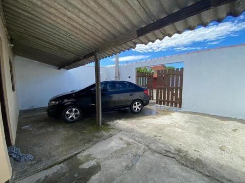 Casa No Bairro Belas Artes Com 02 Dormitórios ,itanhaém 7784