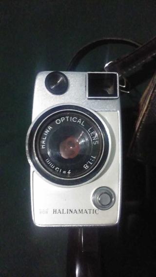 Filmadora Antiga Super 8 Halina