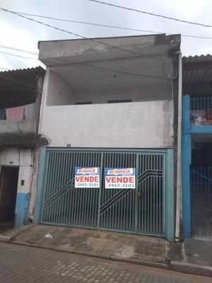 Casa Com 3 Dormitórios À Venda, 208 M² Por R$ 200.000 - Cidade Parque São Luiz - Guarulhos/sp - Ca1695
