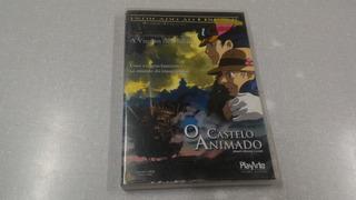 O Castelo Animado - Hayao Miyazaki - Dvd - Original