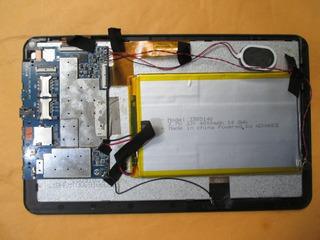 Pantalla De Tablet Advance At-a17h Pr4647 - Repuestos