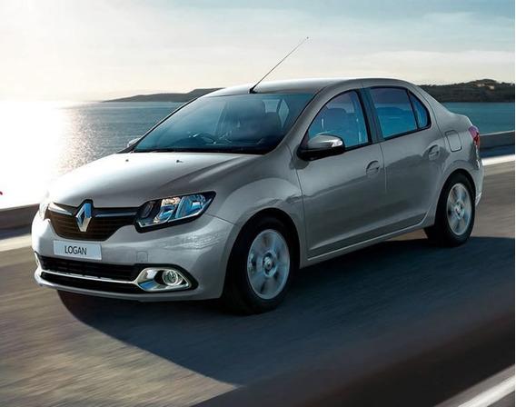 Renault Logan Ph2 0km 2020 Financiado Permuta Auto