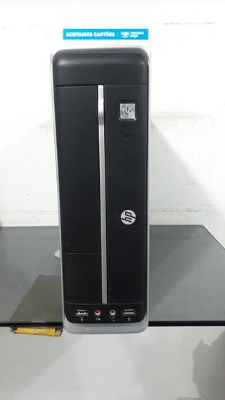 Desktop Hp 402 G1 Sff Business Core I5 4gb Hd 500gb-oferta