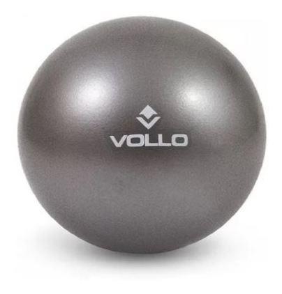 Overball Vollo 25cm Yoga Pilates Fisioterapia Reabilitação