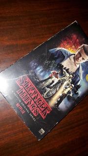 Stranger Things Temporada 1 Blu Ray Nuevo!