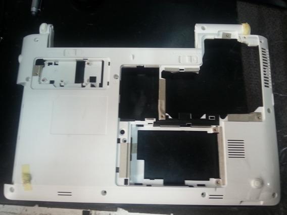 Carcaça Inferior Branca Notebook Lg A410 C400 Lgc40