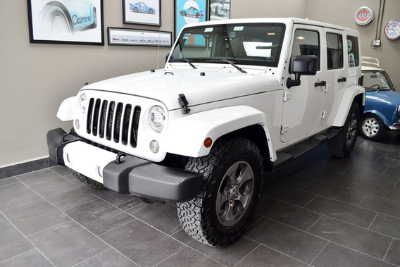 Jeep Wrangler Usahara2016