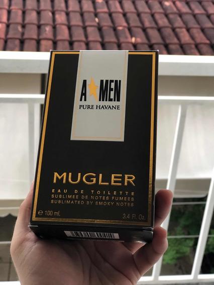 Perfume A Men Pure Havane - 100 Mls Original