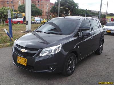 Chevrolet Sail Ltz Mt 1400 Cc Aa