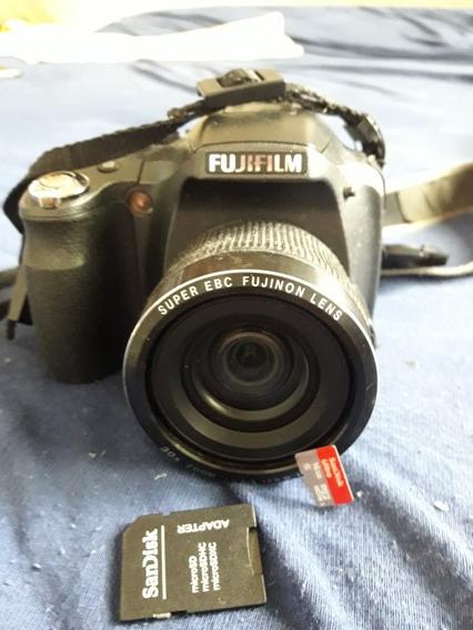 Máquina Semi Profissional Fujifilm Finepix Sl310
