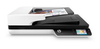 Escaner De Red Hp Pro 4500 Fn1 L2749a Scanjet