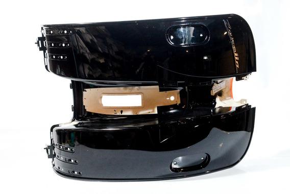 Protector De Piernas Negro Zanella Mod 150 Mt39075