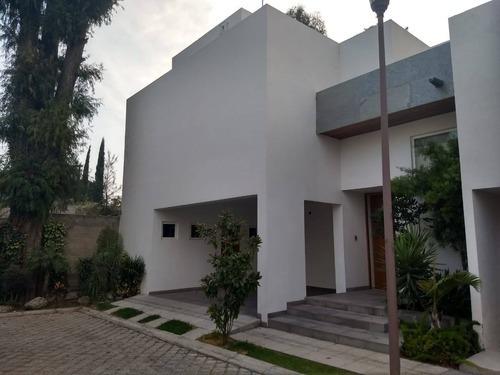 Casa En Renta Calle Paseo Del Maple, Santa Cruz