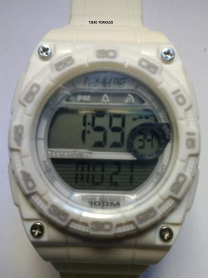 Relógio Masculino Digital Esporte Borracha Barato Tornado