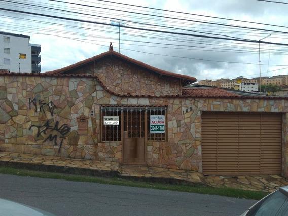 Linda Casa Bairro Inconfidentes Em Contagem 3 Quartos . - 8025