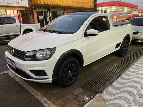 Imagem 1 de 14 de Volkswagen Saveiro 1.6 Trendline Cab. Simples Total Flex 2p