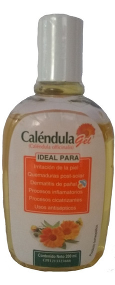 Vihom Calendula Gel 200ml Pack 6 Unidades