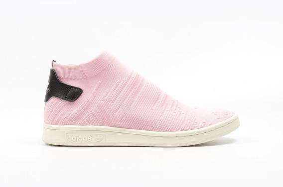 Tênis adidas Stan Smith Sock Pk Sneakers Marceloshoes