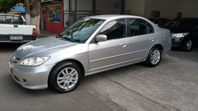 Honda Civic 1.7 Lxl 16v Gasolina 4p Manual