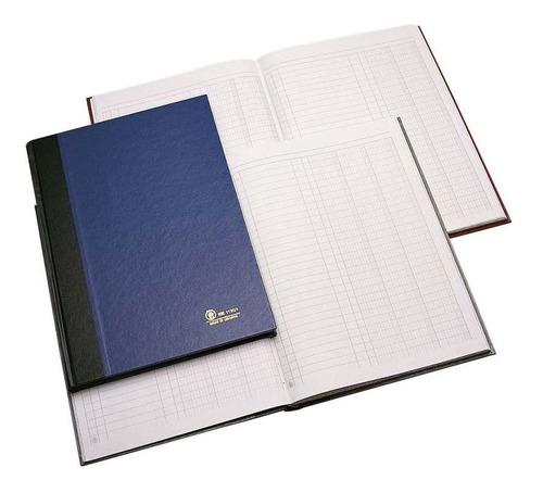 Libro Contable 3 Columnas / 100 Folios Izalibros