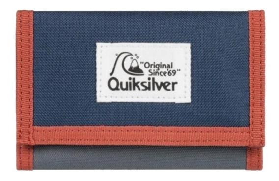 Billetera Quiksilver Velcro The Everydaily Cod 2202128019
