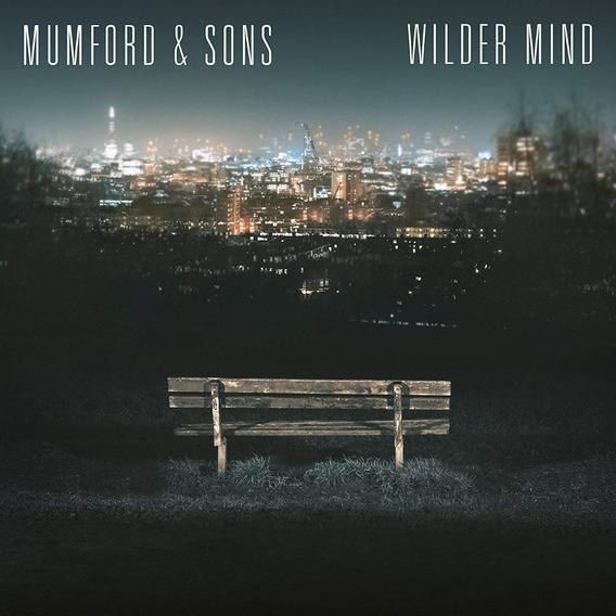 Mumford & Sons Cd Wilder Mind