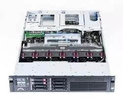 Servidor Hp Proliant Dl380 G7 Com 2 Quad 16 Gb E 2 Hd 146gb