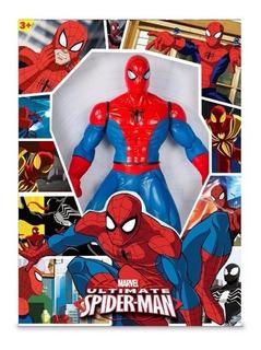 Spider Man Marvel Gigante Articulado 50cm Original Bigshop
